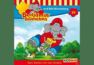 Benjamin Blümchen - Folge 020:...und Bibi Blocksberg [CD]