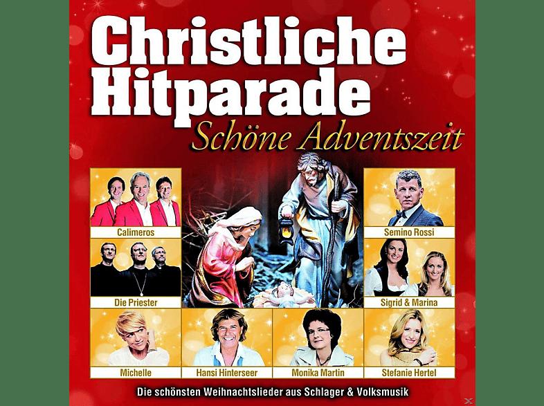 VARIOUS - Christliche Hitparade-Schöne Adventszeit [CD]