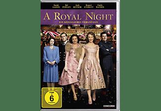 A Royal Night - Ein königliches Vergnügen DVD