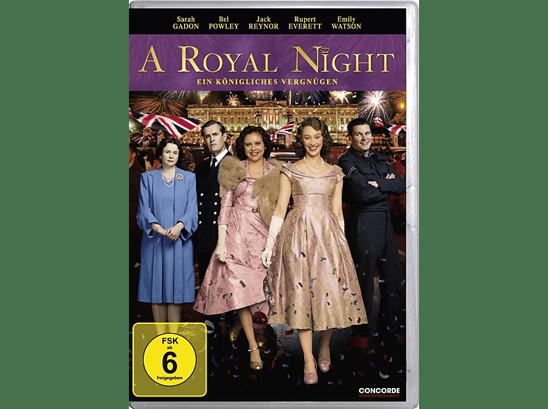 A Royal Night - Ein königliches Vergnügen [DVD]