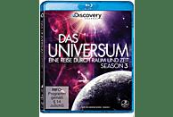 Das Universum - Staffel 3 [Blu-ray]