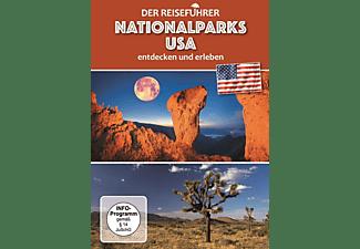 Der Reiseführer - Nationalparks USA DVD