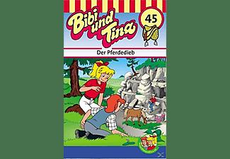 Bibi Und Tina - Bibi und Tina Folge 45: Der Pferdedieb  - (MC)