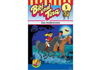 Bibi Und Tina - Folge 05: Das Heiderennen  - (MC)