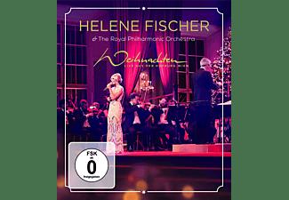 Helene Fischer - Weihnachten-Live Aus Der Hofburg Wien (mit dem Royal Philharmonic Orchestra)  - (Blu-ray)
