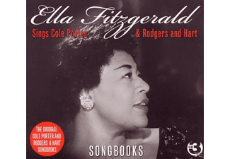 Ella Fitzgerald - Cole Porter & Rodgers And Hart Songbooks  - (CD)