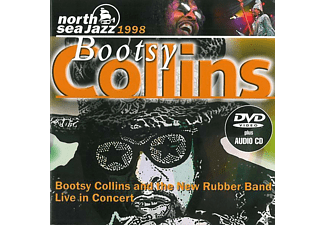 Bootsy Bootsy'Collins - North Sea Jazz Festival 1998 - (CD)