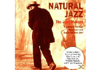 VARIOUS - Natural Jazz - (CD)