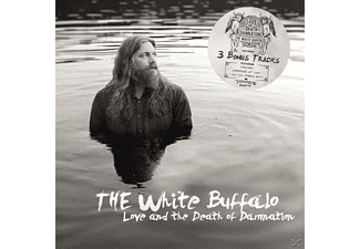 The White Buffalo - Love And The Death Of Damnation (Deluxe Edition)  - (CD)