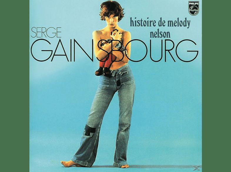 Serge Gainsbourg - Histoire De Melody Nelson CD