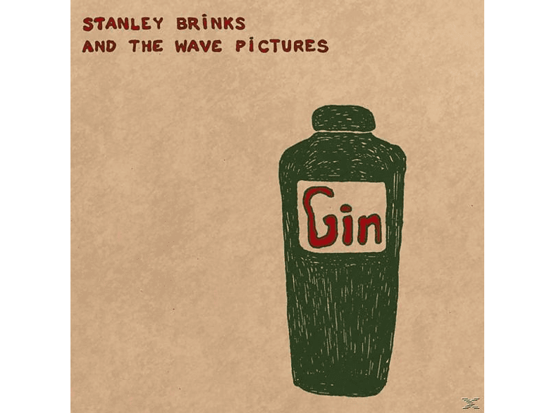 Stanley And The Wave Pictures Brinks - Gin [CD]