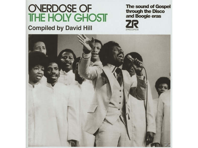 VARIOUS - Overdose Of The Holy Ghost Com [CD]