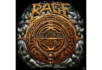 Rage - Black In Mind  - (CD)