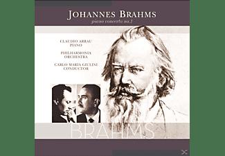 Johannes Brahms - Klavierkonzert 1  - (Vinyl)