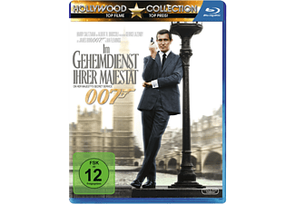 James Bond 007 – Im Geheimdienst Ihrer Majestät Blu-ray