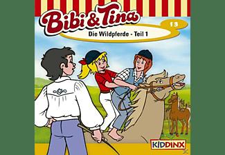 Bibi Und Tina - 13: WILDPFERDE 1 [CD]