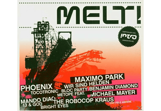 VARIOUS - Melt!  - (CD)