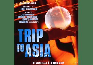 VARIOUS - Trip to Asia (Soundtrack+Remixalbum)  - (CD)