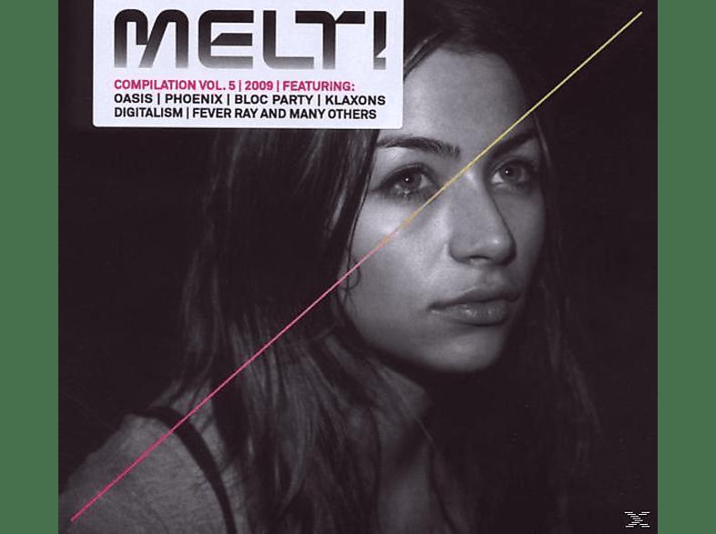 VARIOUS - Melt! V [CD]