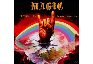 VARIOUS - Magic - A Tribute To Ronnie James Dio  - (CD)