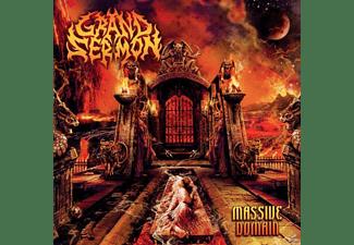 Grand Sermon - Massive Domain  - (CD)