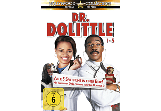 Dr. Dolittle 1-5 DVD-Box DVD