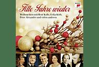 VARIOUS - Alle Jahre Wieder-Weihnachten M.Schock, Wunderlich [CD]