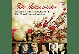 VARIOUS - Alle Jahre Wieder-Weihnachten M.Schock, Wunderlich  - (CD)