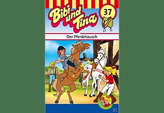- Bibi und Tina 37: Der Pferdetausch  - (MC)