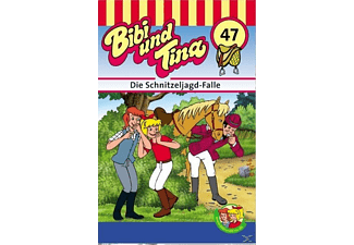 - Bibi und Tina 47: Die Schnitzeljagd-Falle  - (MC)