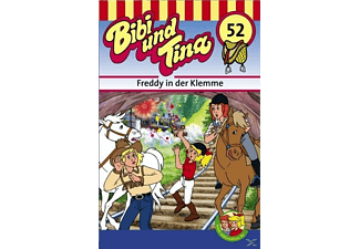 Bibi Und Tina - Bibi und Tina Folge 52: Freddy in der Klemme  - (MC)