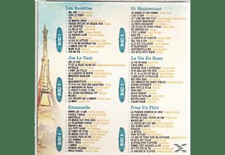 VARIOUS - Vive La France! La Plus Belle Musique  - (CD)