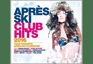 VARIOUS - Apres Ski Club Hits 2016  - (CD)