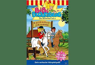 Bibi Blocksberg - Bibi Blocksberg Folge 44: Der Reiterhof Teil 2  - (MC)