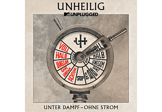 "Unheilig - MTV Unplugged ""Unter Dampf-Ohne Strom"" (CD)  - (CD)"