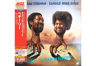 "Cobham, Billy / George Duke Band, The - ""live"" On Tour In Europe - (CD)"