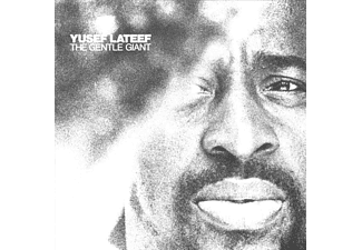 Yusef Lateef - The Gentle Giant - (CD)
