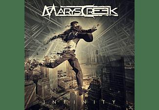 Maryscreek - Infinity  - (CD)