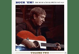 Buck Owens - Buck 'em! Vol.2-The Music Of Buck Owens (67-75)  - (CD)