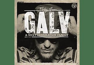 Galv & The Next Generation Family - Ehrenbürg Sessions  - (CD)