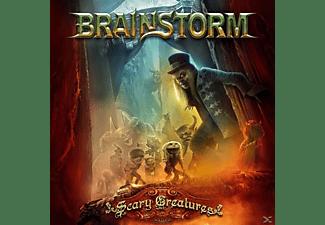 Brainstorm - Scary Creatures (Lim.Cd+Dvd Digipak)  - (CD + DVD Video)