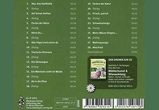 Hohberger,Mathilda/Kiwit,Ralf - Blätterkunst und Wiesenklang  - (CD)