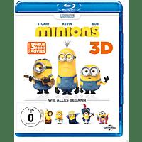 Minions (3D+2D) [3D Blu-ray]