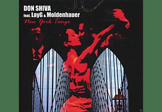 Don Shiva, Layg & Moldenhauer - New York Tango  - (CD)