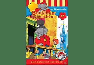 - Benjamin Blümchen 57: ... als Bürgermeister  - (MC)