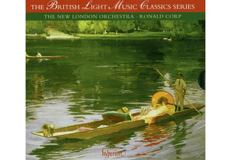 VARIOUS - THE BRITISH LIGHT MUSIC CLASSICS SE - (CD)
