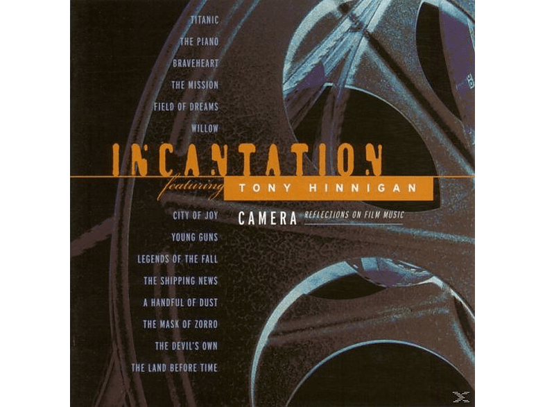 Incantation - Camera:Reflections On Film Music [CD]
