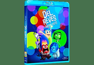 Del Revés (Inside Out) - Bluray
