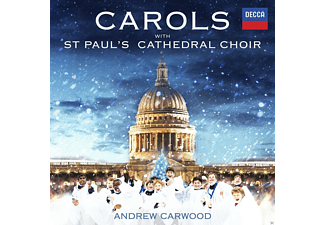 St Paul's Cathedral Choir - Carols With St.Paul's Cathedral Choir  - (CD)