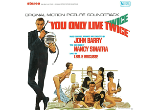 You Only Live Twice OST LP